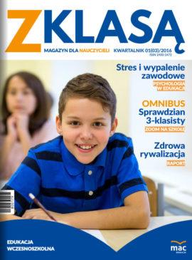 Magazyn z klasą! – Nr 03/2016