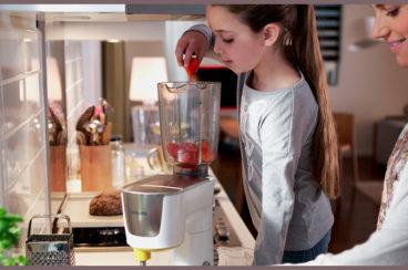 Jak zainteresować dziecko gotowaniem, czyli wspólne robótki kuchenne!