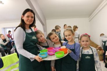 """Warsztaty Kulinarne w ramach Programu """"Zdrowe Nietrudne"""""""